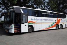 KSRTC Scania