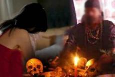 School teacher tries to sacrifice child, locals stop tragedy in time