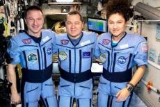 Space-crew