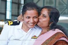 Sub-Lieutenant-Shivangi