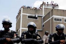 Venezuela prison riot