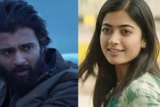 Vijay Devaraconda and Rashmika