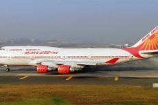 air india Jumbo Flight