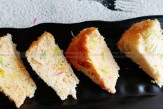 Corn Flour Sponge Cake