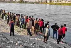 iraq boat accident