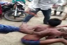 janpur mob attack