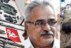 kanam-rajendran-and-maoist-killing