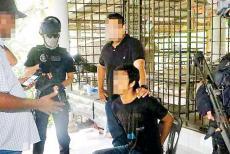 police-arresting-suspected-militants