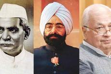 rajendra-prasad-gyani-sail-singh--arif-muhammed-khan