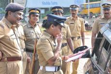 sabarimala security Checking-kerala news