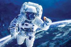 space-man.