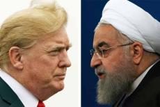 trump-and-rouhani