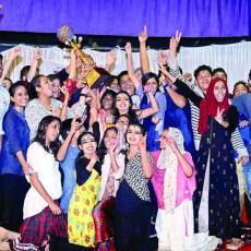 സി.ബി.എസ്.ഇ ജില്ല സ്കൂൾ കേലാത്സവം: ദേവഗിരി സി.എം.െഎ പബ്ലിക് സ്കൂൾ ജേതാക്കൾ
