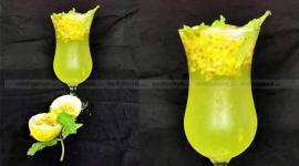 Passion-fruit--mint-Juice