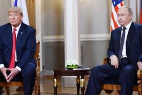 President Donald Trump and President Vladimir Putin
