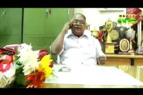 T P Dasan appointed State Sports Council president
