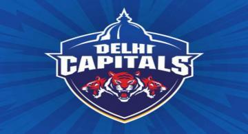 Delhi-Capitals logo