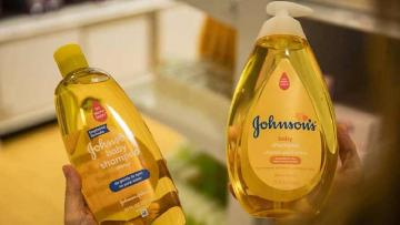 Johnson and Johnson Shampoo