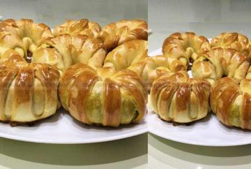 Croissant Austrian Dish