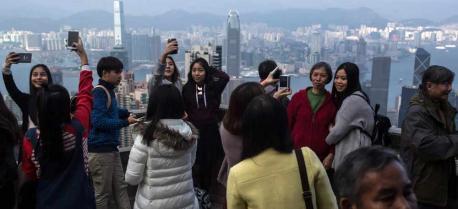 Victoria-Peak-in-Hongkong