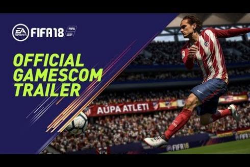 FIFA 18 | Official Gamescom 2017 Trailer (Blue Monday Mix)