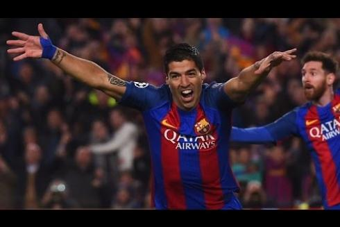 F.C.Barcelona vs PSG 6-1 Goals & Highlights [08/03/2017] Champions Leagues HD