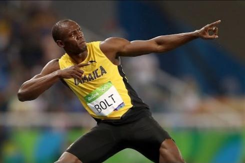 Usain Bolt runs away with third consecutive 200m gold medal