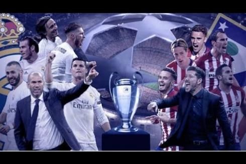 Real Madrid vs Atletico Madrid Highlights Champions League Final 2016 HD
