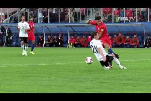 The Final: Chile v Germany - FIFA Confederations Cup 2017