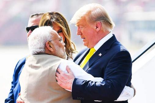 Trump- Modi