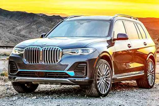 BMW-Beamer