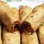 Chicken-Chapati-Roll