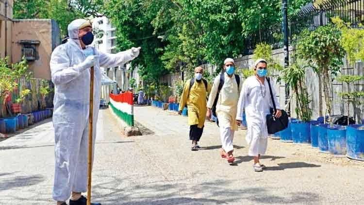തബ്ലീഗ് പരിപാടിയിൽ പങ്കെടുത്ത 9000 പേരെ തിരിച്ചറിഞ്ഞതായി കേന്ദ്രം