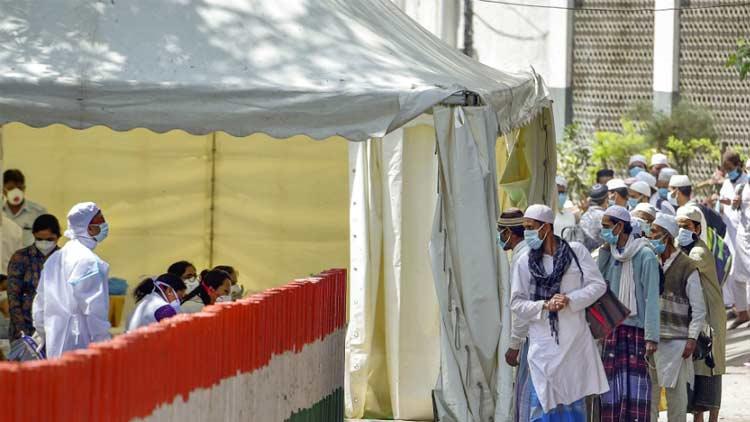 ആശുപത്രിയിലെത്തിച്ച തബ്ലീഗുകാരെ ഒരാഴ്ച കഴിഞ്ഞിട്ടും പരിശോധിച്ചില്ല