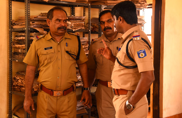 thodimuthal-police-team