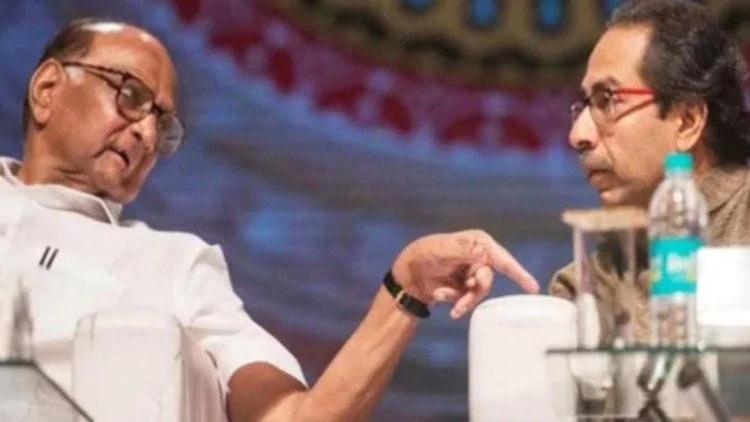 മഹാരാഷ്ട്ര: ഉദ്ധവ്-ശരത് പവാർ നിർണായക കൂടിക്കാഴ്ച