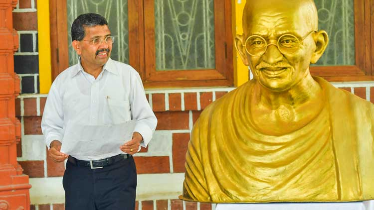 ഗാന്ധിജി അമര ജ്യോതിസ്സ്
