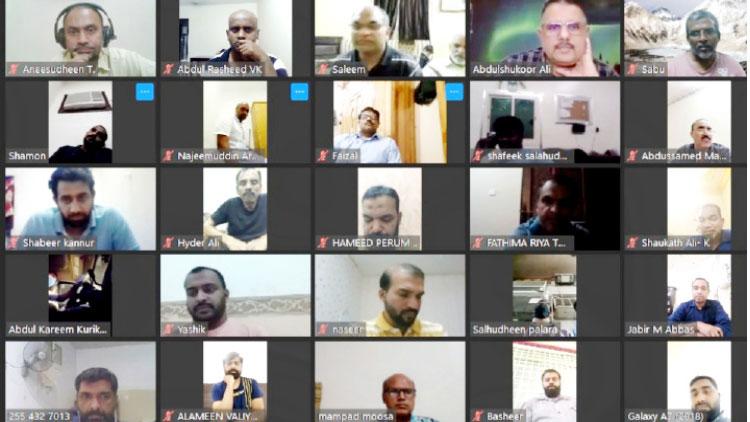 'ഇബ്രാഹീം നബി: ജീവിതവും സന്ദേശവും'പ്രഭാഷണം സംഘടിപ്പിച്ചു