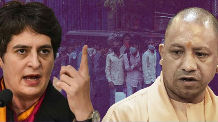 യുപിയിൽ നടക്കുന്നത് ജംഗിൾ രാജ്'; ആളുകൾ ഭയത്തിലാണ് -പ്രിയങ്കഗാന്ധി